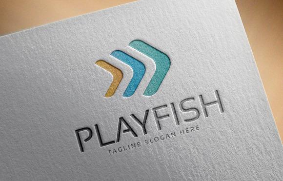 Play Fish Logo