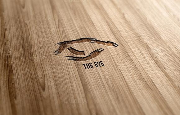 The Eye Logo Design