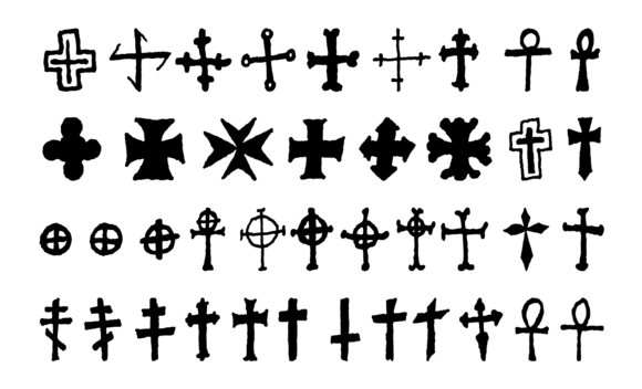 Crosses Vector Pack