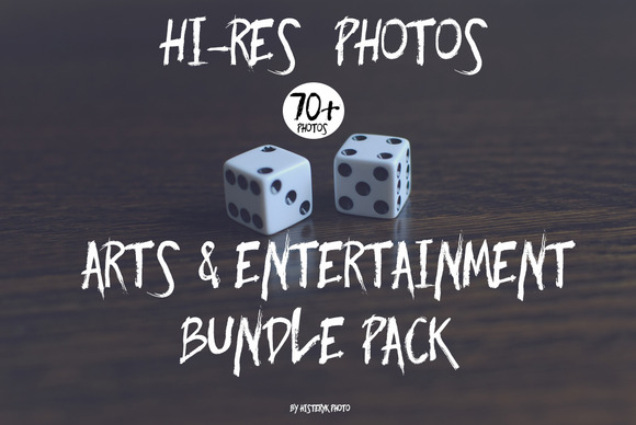 ARTS ENTERTAINMENT BUNDLE