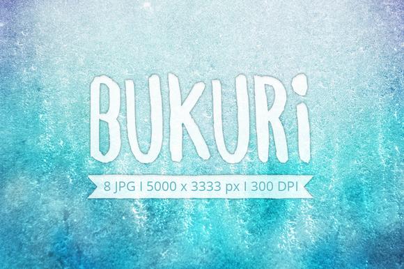 BUKURI 8 Colorful Images