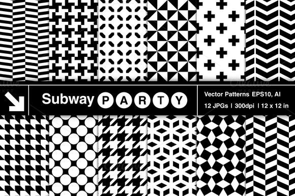 Vector Fashion Prints Patterns