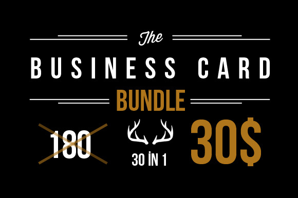 Business Card MEGA BUNDLE #1