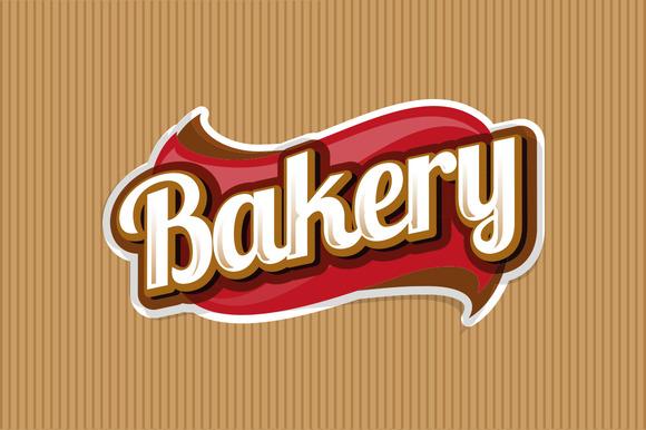 Bakery Lettering