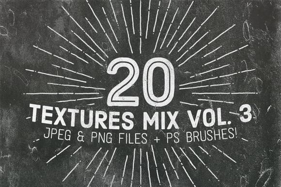 20 Textures Mix Vol 3