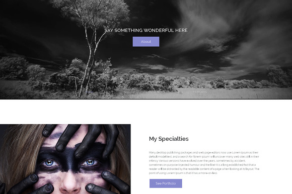 Mari Smith Premium WordPress Theme