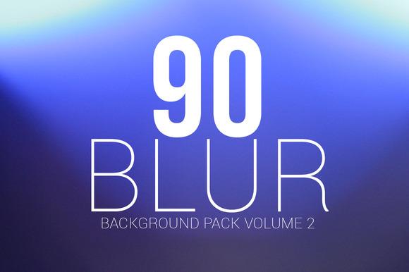 90 Blur Background Pack Vol.2