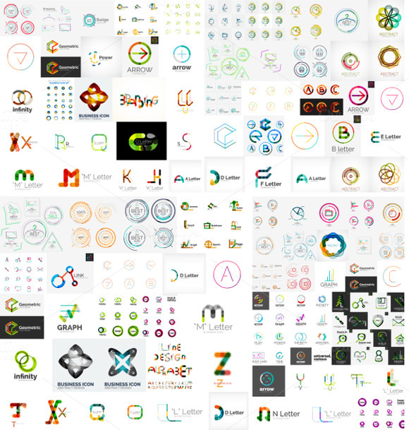 Huge Logo Collection