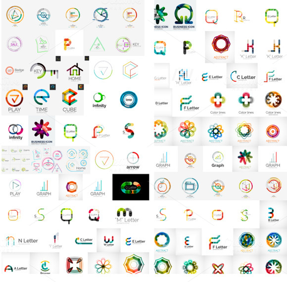 Mega Collection Of Logos