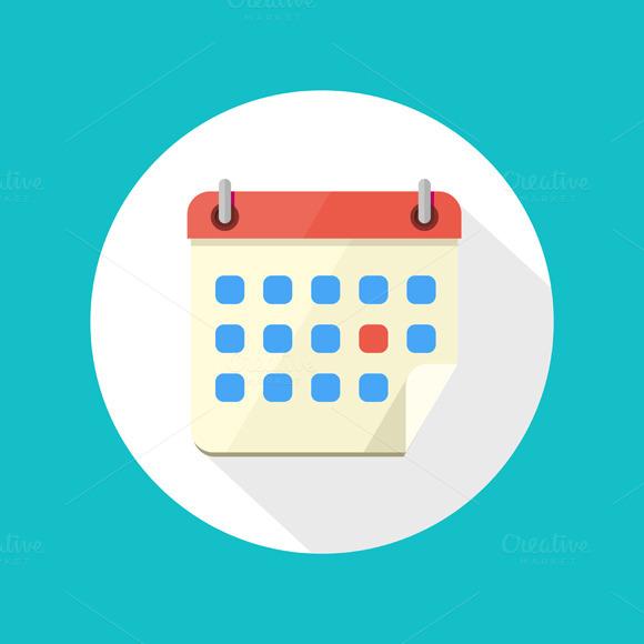 Calendar Design Icon : Calendar design in coreldraw designtube creative