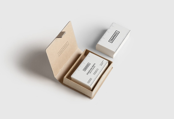 Simple Creative Business Card 15