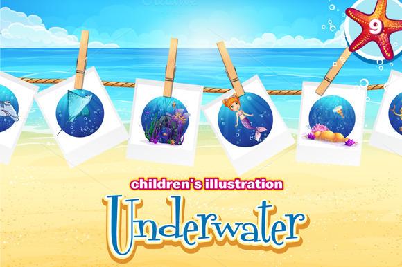Underwater Set S