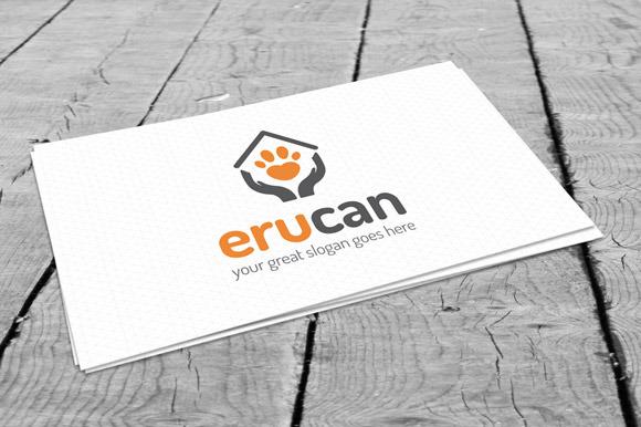 Erucan Pet Logo