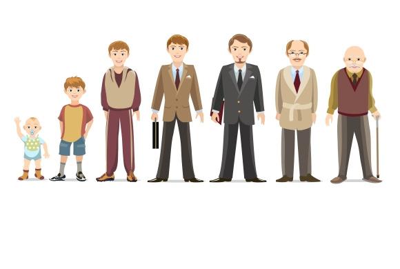 Men Generations