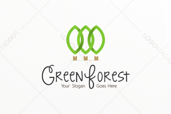 Green Forest Logo