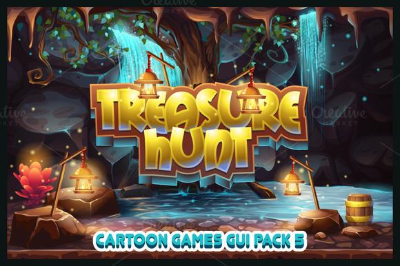 Treasure Hunt GUI