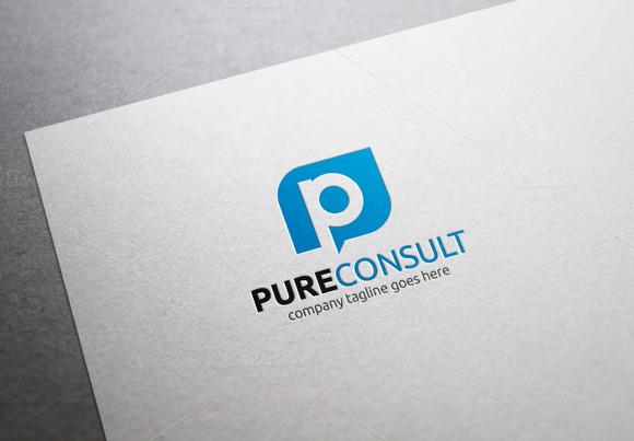 Pure Consult Logo