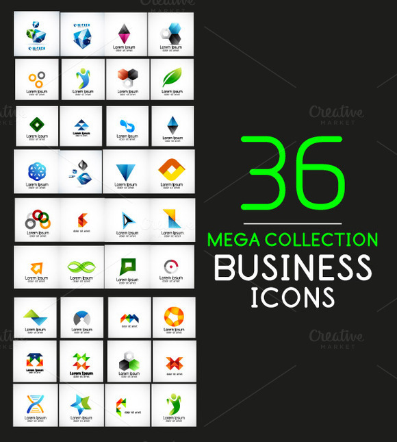 Business Logos Mega Collection