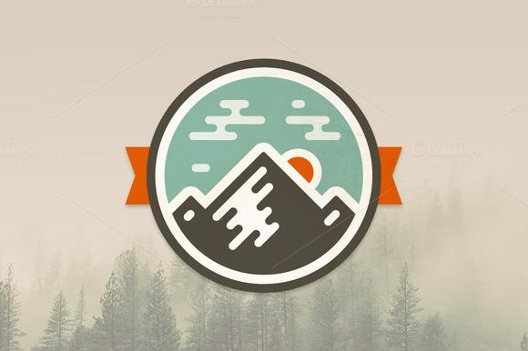 Mountain Badge