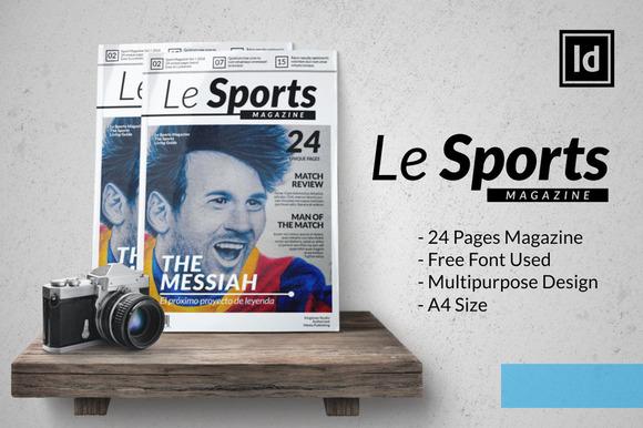 Le Sports MGZN