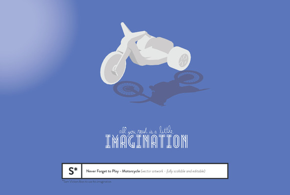 Imagination Motorcycle