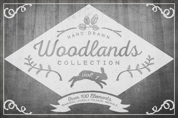 Woodlands Collection Vol 1