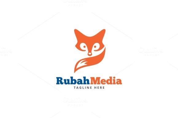 Rubah Media Logo