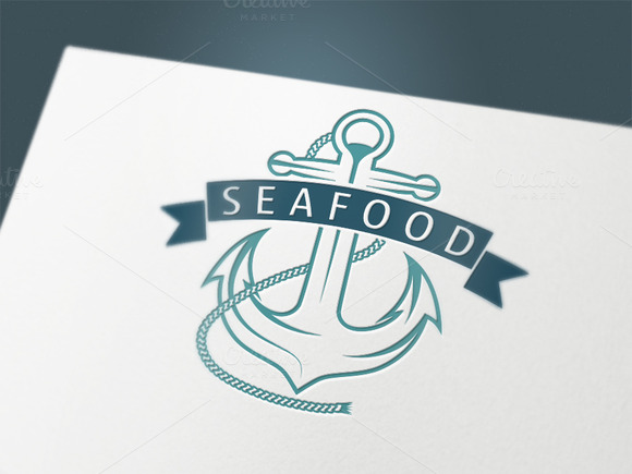 Labels For Sea Food