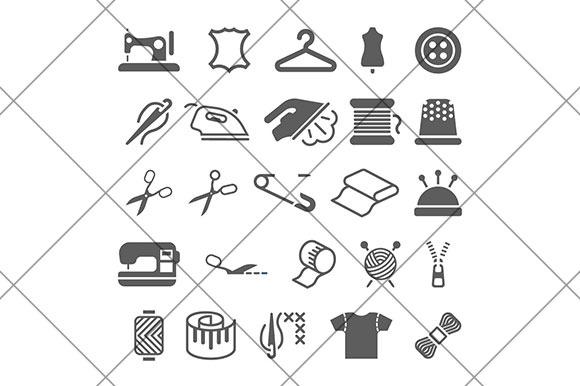 Sew Icons