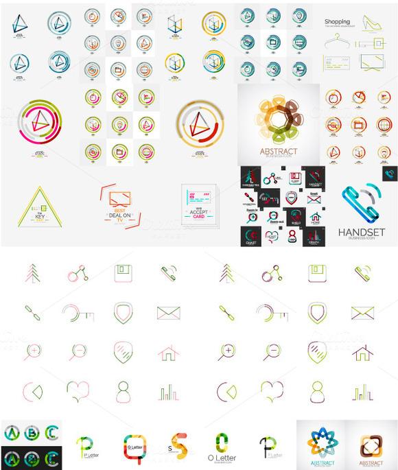 Company Logo Designs Set 3
