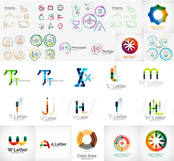 Company Logo Designs Set 5