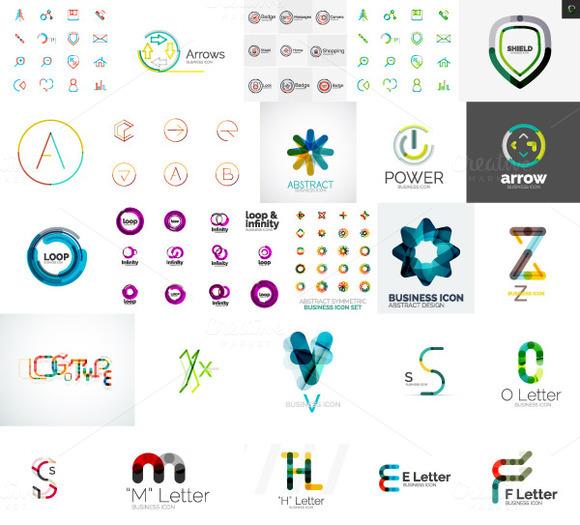 Company Logo Designs Set 10