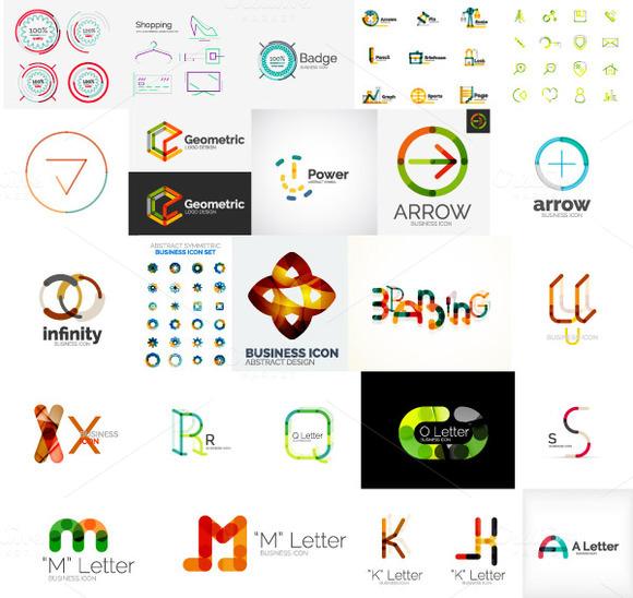 Company Logo Designs Set 11