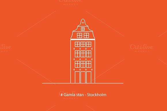 Stockholm Building