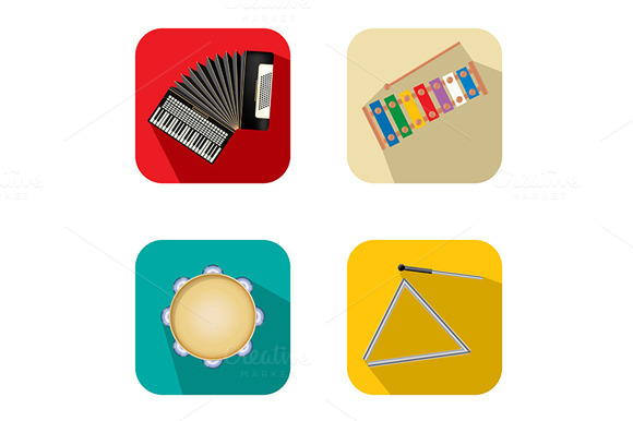 Music And Party App Icons