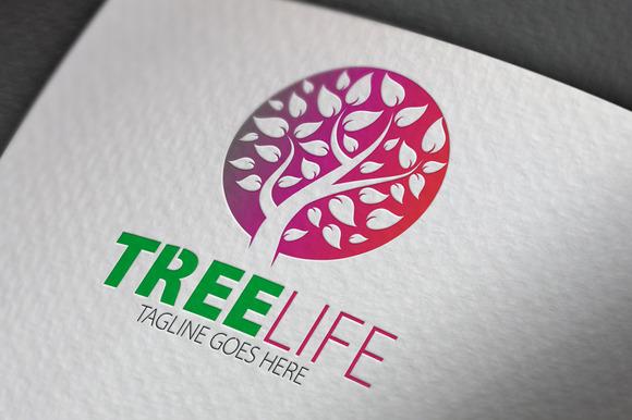 Tree Life V3 Logo