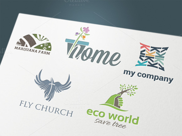 Different Logos Set Vol.1