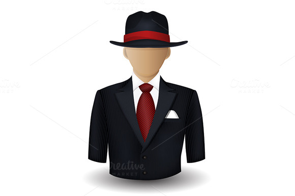 Mobster Avatar