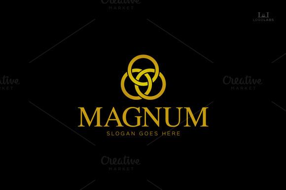 Magnum Luxury Logo