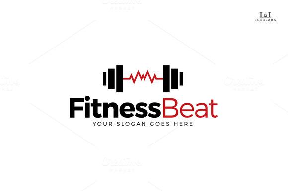 Fitness Beat Logo