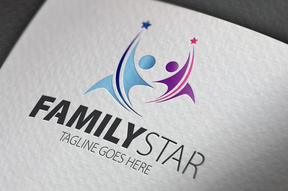 Family Star Logo