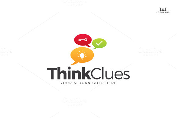 Think Clues Logo