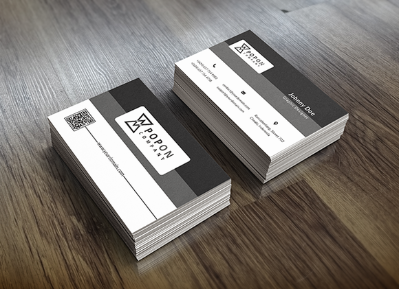 Anyar Business Card Template