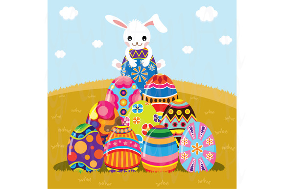 Easter Cute Clip Art