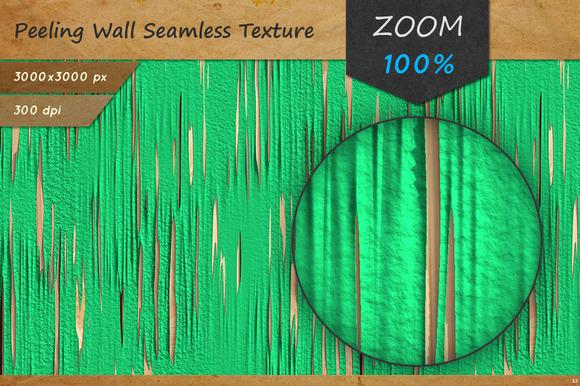 Peeling Wall Seamless HD Texture