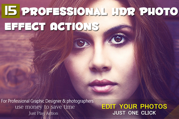 15 Professional HDR Photo Effect Act