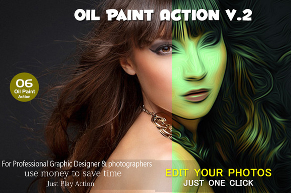 Oil PaintAction V.2