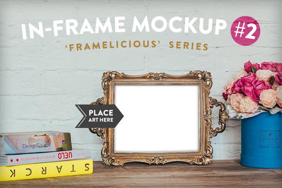 Framelicious In-Frame Mockup #2