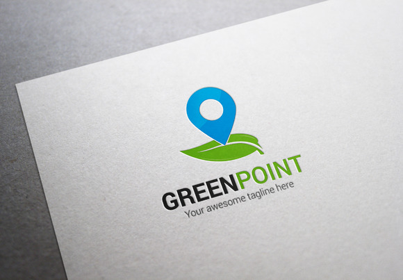 Green Point Logo