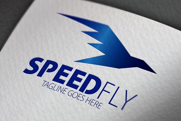 Speed Fly Logo